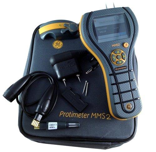 Moisture Measurement MMS2 1