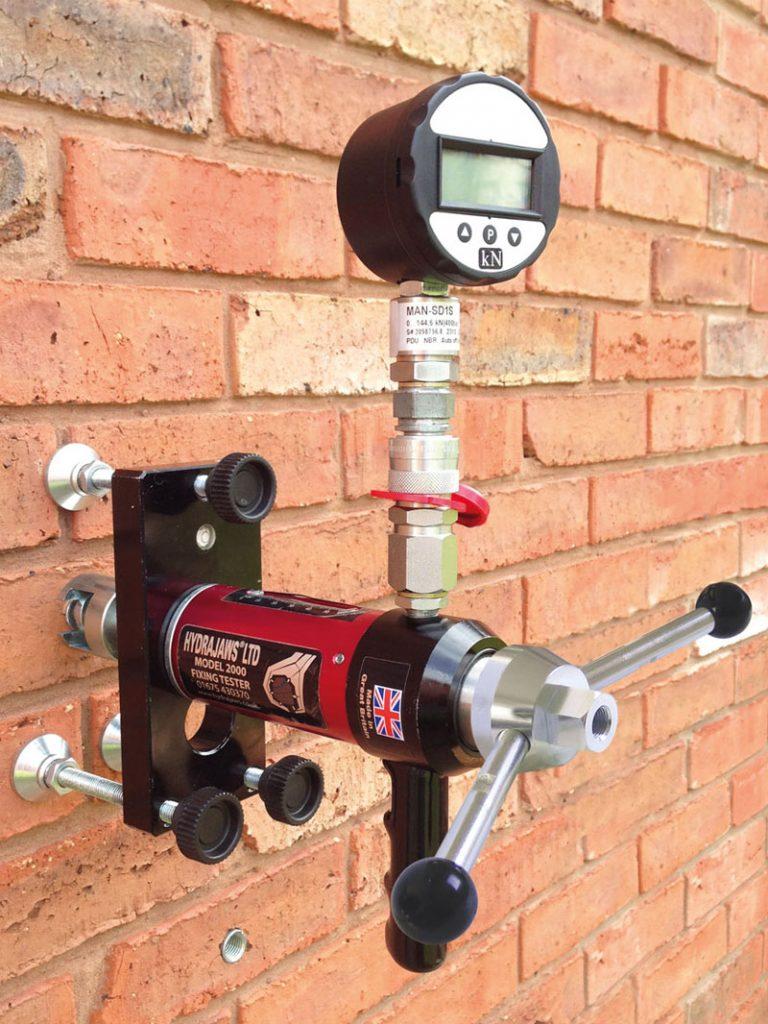 Model 2000 Pull Tester Digital
