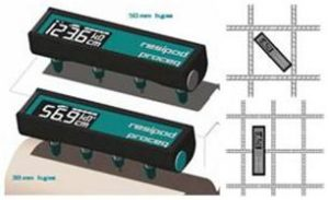 Concrete resistivity measurement 1
