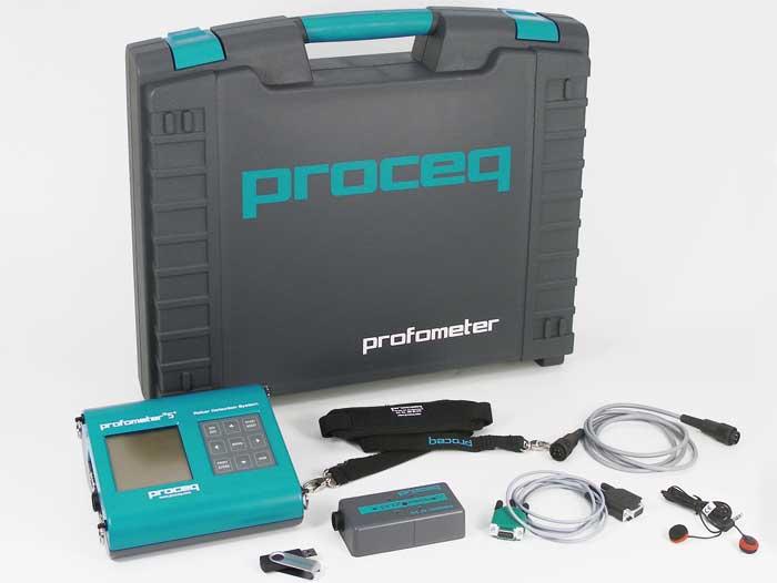 Profometer 5 rebar locator kit image