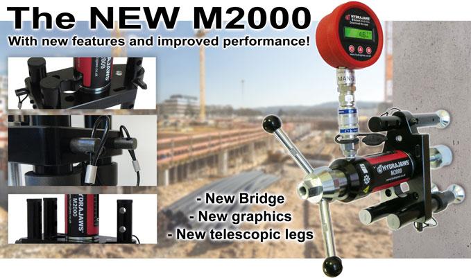 Pull test kit hire M2000