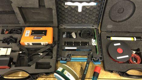 Corrosion test kit